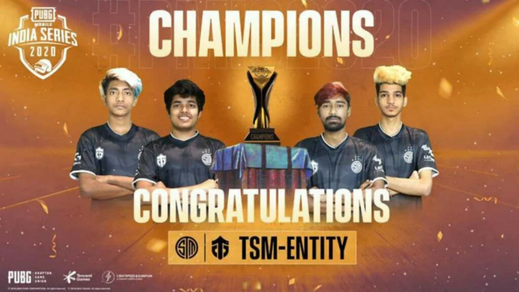 Battlegrounds Mobile India: TSM and Entity end their partnership