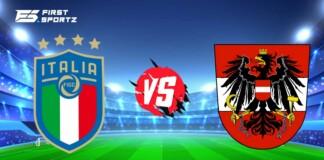Euro 2020 Italy Vs Austria Prediction