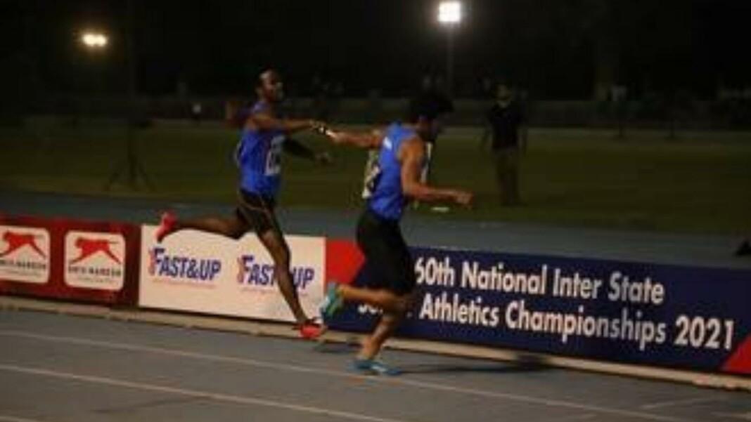 Indian men's 4x400m relay