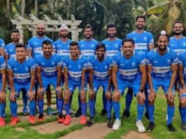 Indian Men's Hockey Team going to the Tokyo Olympics