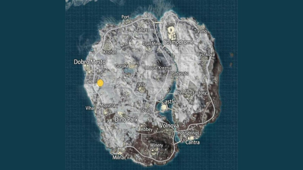 Battlegrounds Mobile India: Where can you find flare gun in BGMI?