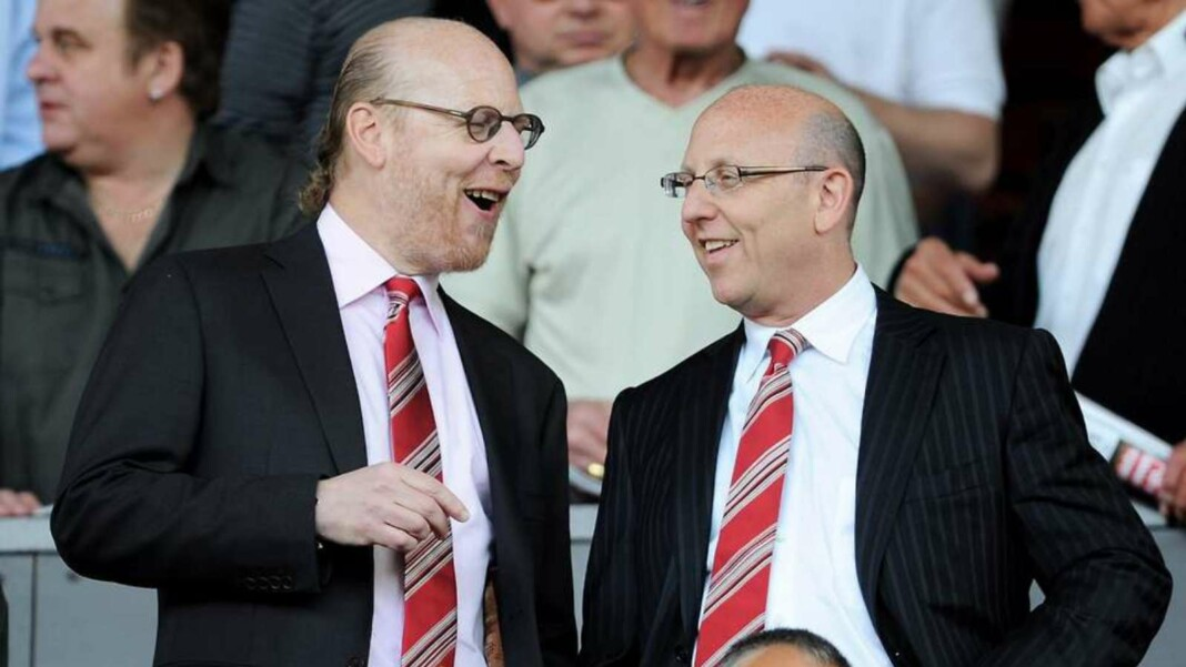 Owner of Manchester United