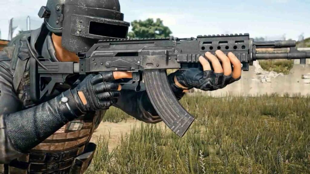 M762 - Best Assault Rifles(ARs) in BGMI
