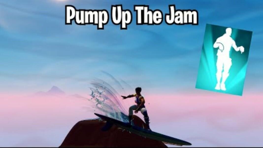 Fortnite Pump up the Jam Emote: Details on New Season 7 Emote
