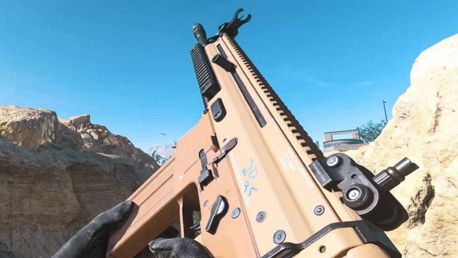 COD Warzone: The Best Scar 17 Warzone Loadout
