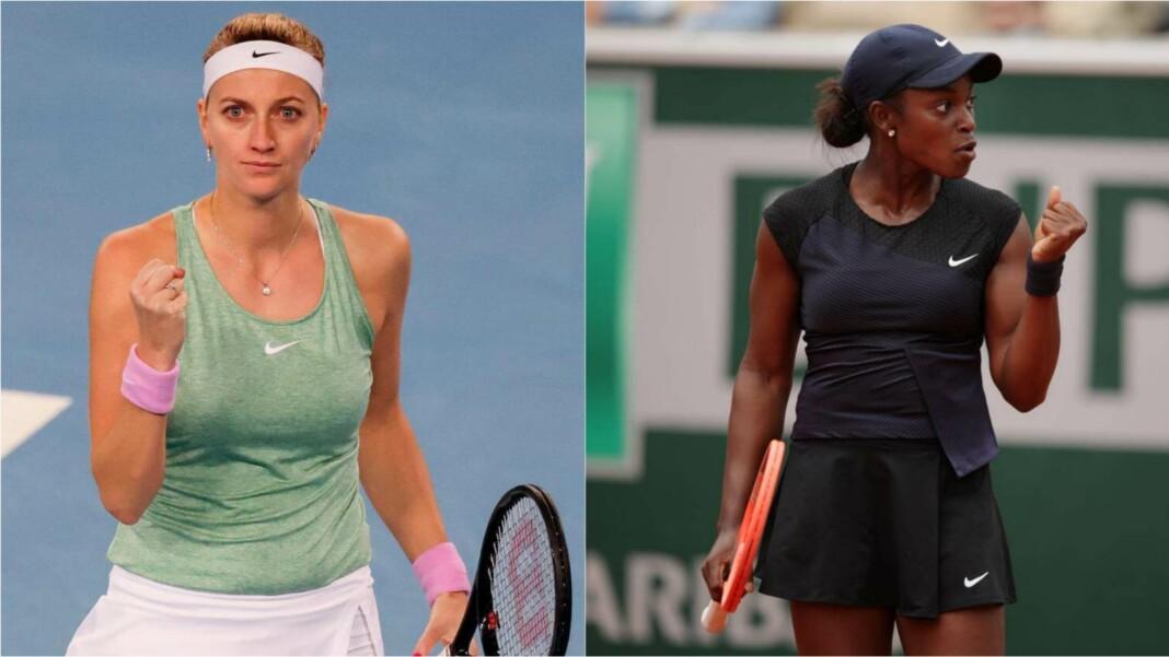 Kvitova vs Stephens