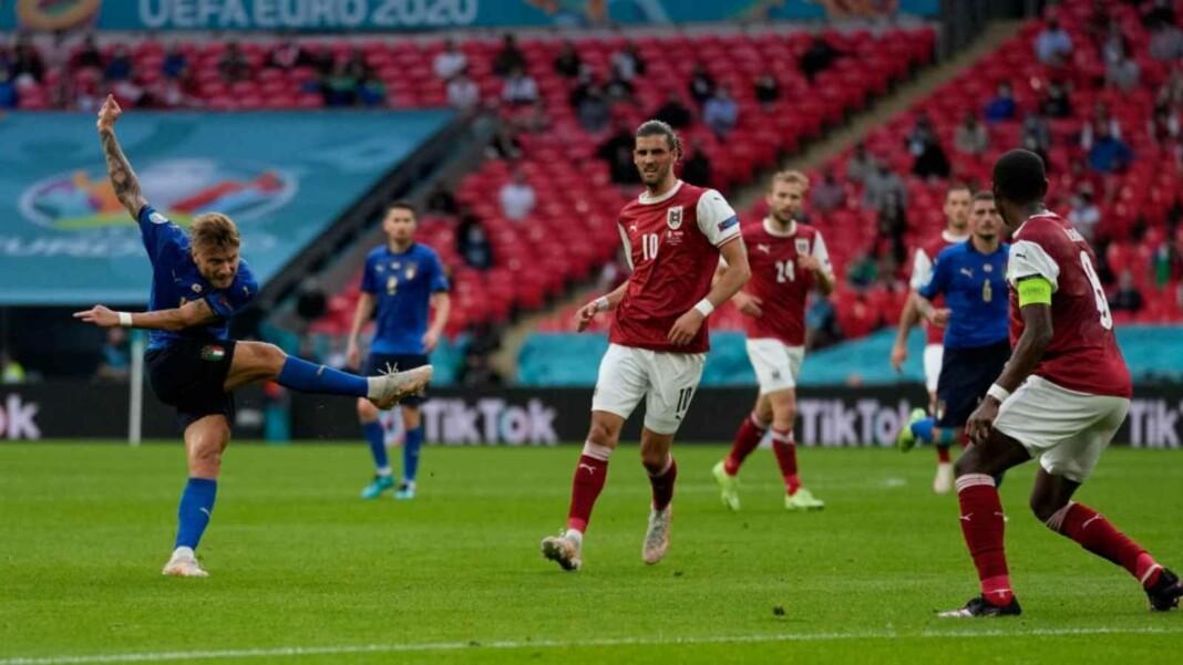 Euro 2020 Italy Vs Austria Player Ratings