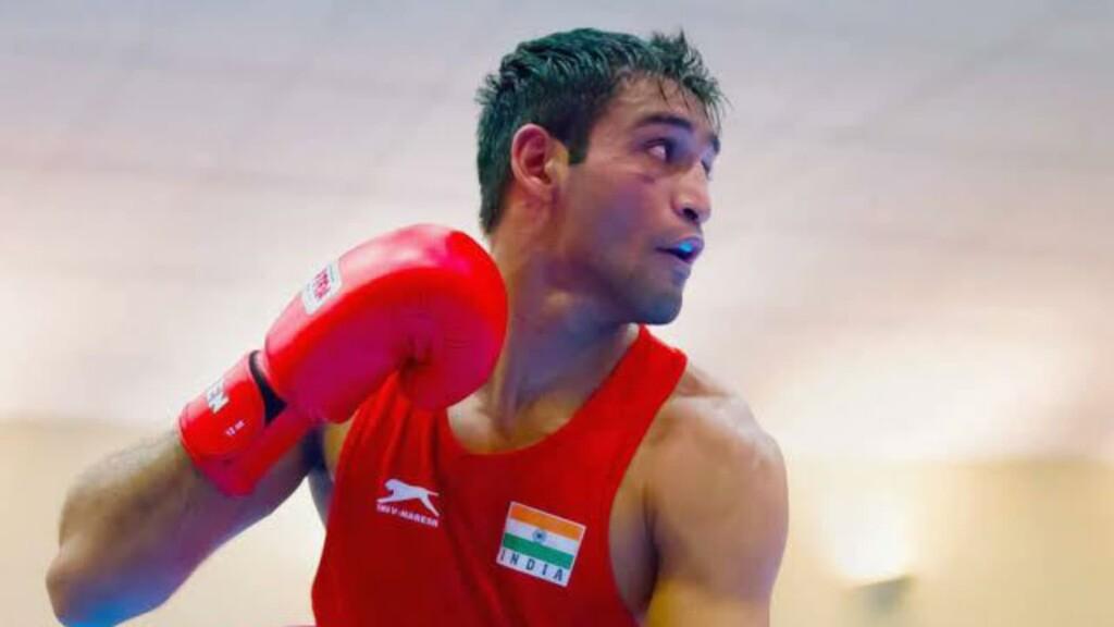 Boxing at Tokyo Olympics, Ashish Kumar
