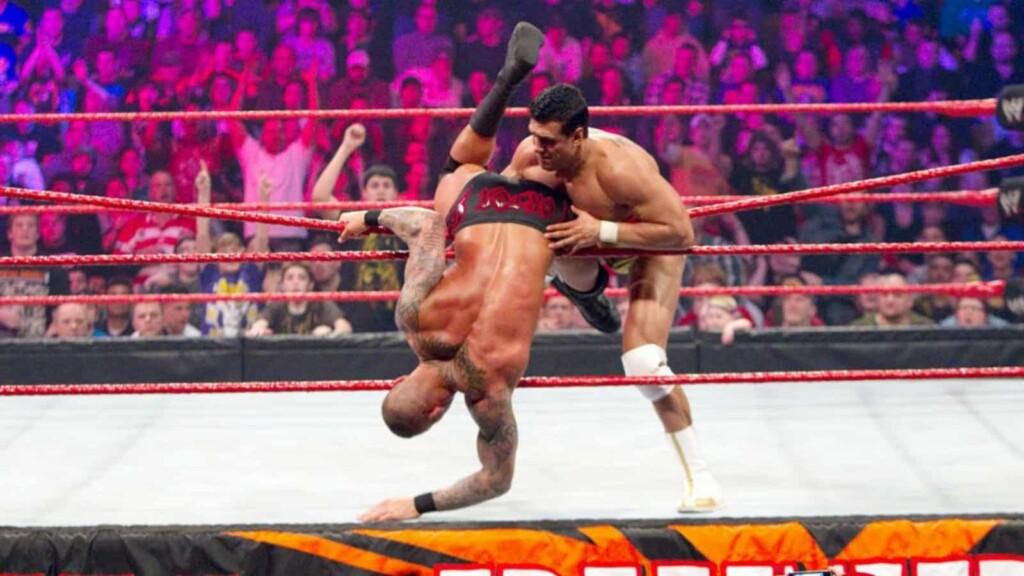 Alberto Del Rio Royal Rumble 2011