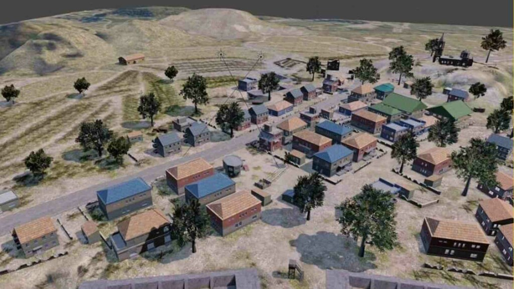 Best place to find snipers in Erangel map BGMI