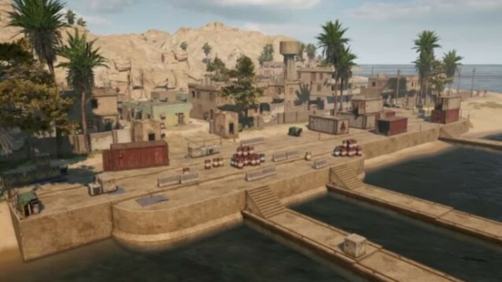 Best place for loot in Karakin map BGMI