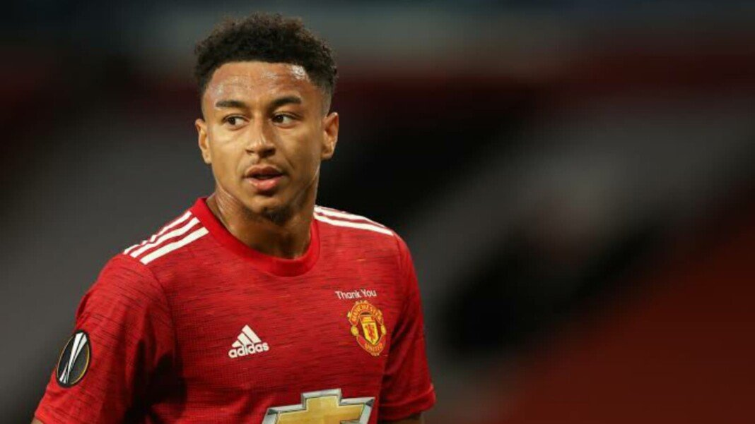 Jesse Lingard for Manchester United