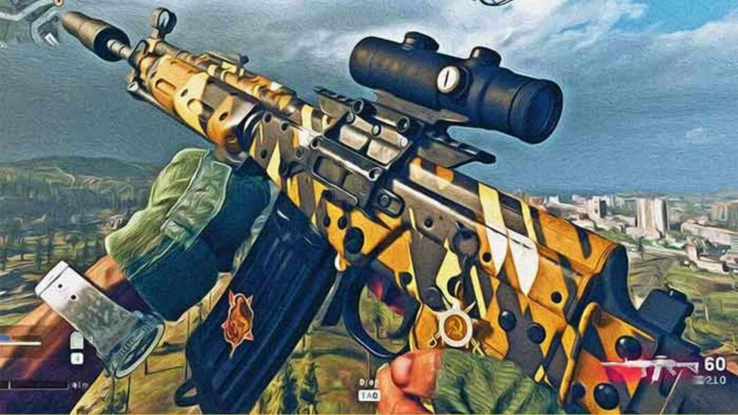 The Best FARA 83 Warzone Loadout with Details