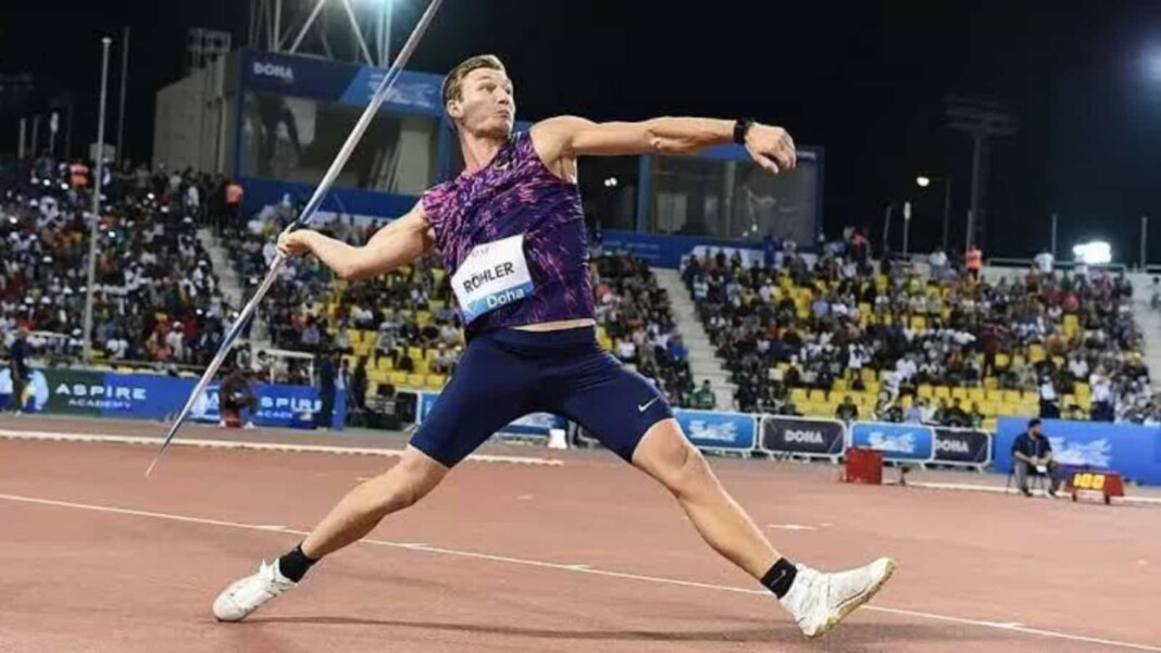 Thomas Rohler will miss out the Tokyo Olympics