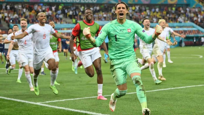 Euro 2020 France vs Switzerland Player ratings as the Swiss pulls off the unthinkable overthrowing the World Champions 5-4 on penalties » FirstSportz