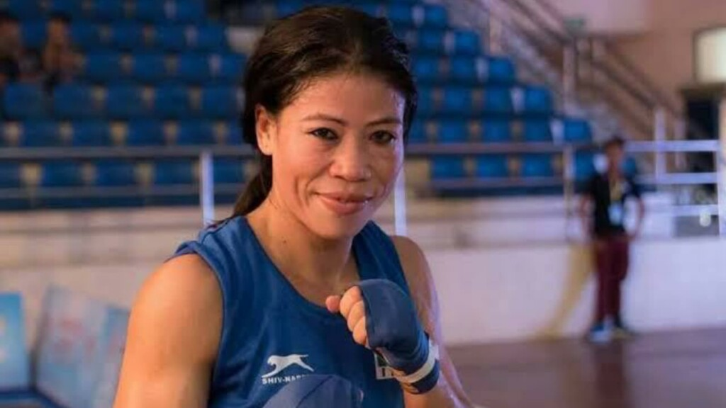Mary Kom will be going to the Tokyo Olympics