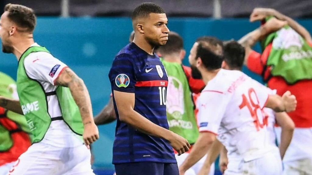Euro 2020: Didier Deschamps defends Mbappe's penalty miss as World Champions France bow out to Switzerland in the penalties