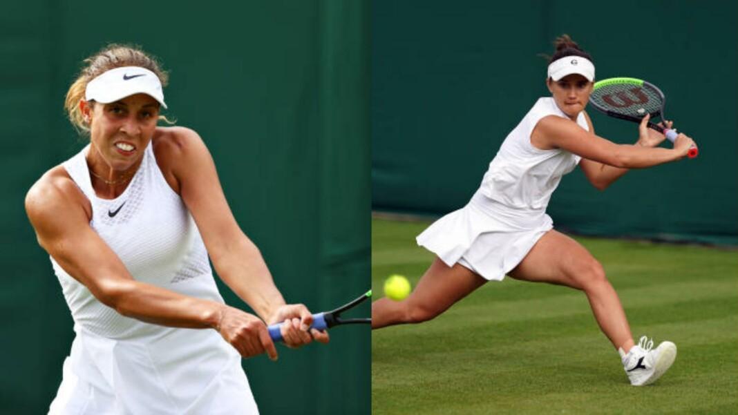 Madison Keys vs Lauren Davis