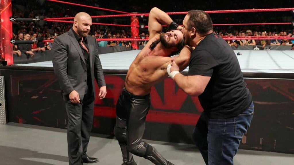 Samoa Joe talks about Triple H's call