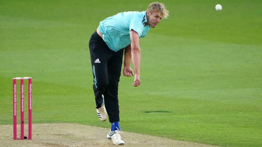 WTC Final: New Zealand all-rounder Kyle Jamieson reveals he was nervous while watching the final hour of play » FirstSportz