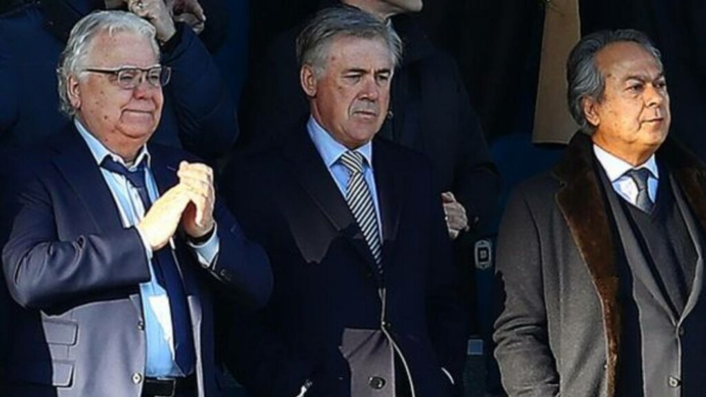 Who is the owner of Everton