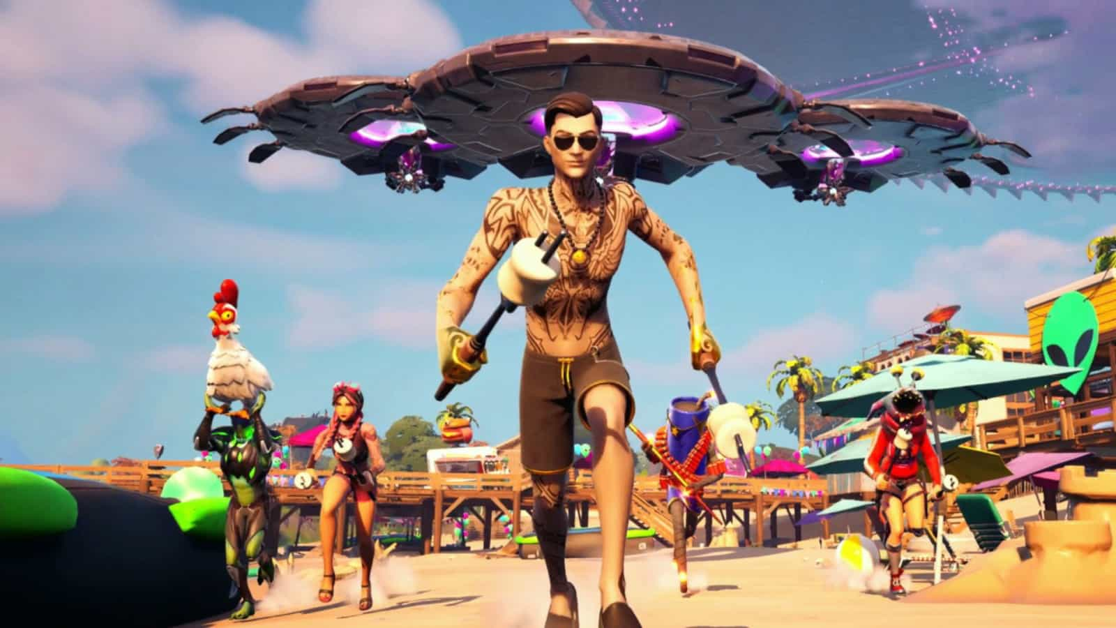 Fortnite Cosmic Summer Quests: All About Challenges and Their Rewards