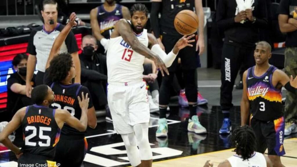 LA Clippers vs Phoenix Suns live stream