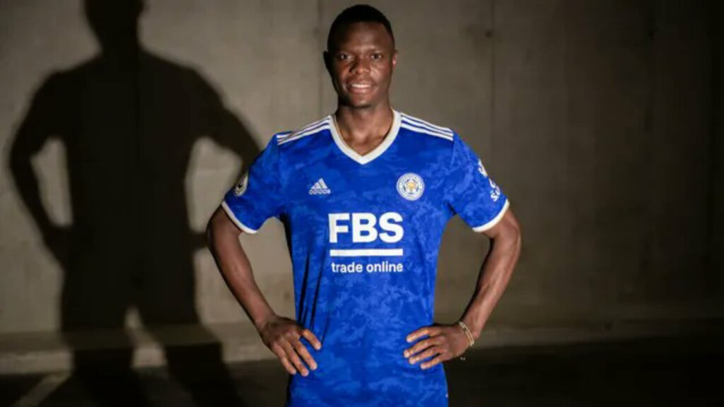OFFICIAL: Leicester City announce the signing of Zambian striker Patson Daka from RB Salzburg