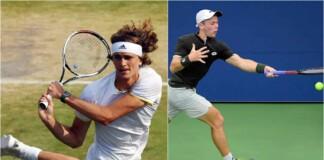 Alexander Zverev vs Dominik Koepfer will clash in the ATP Halle 2021