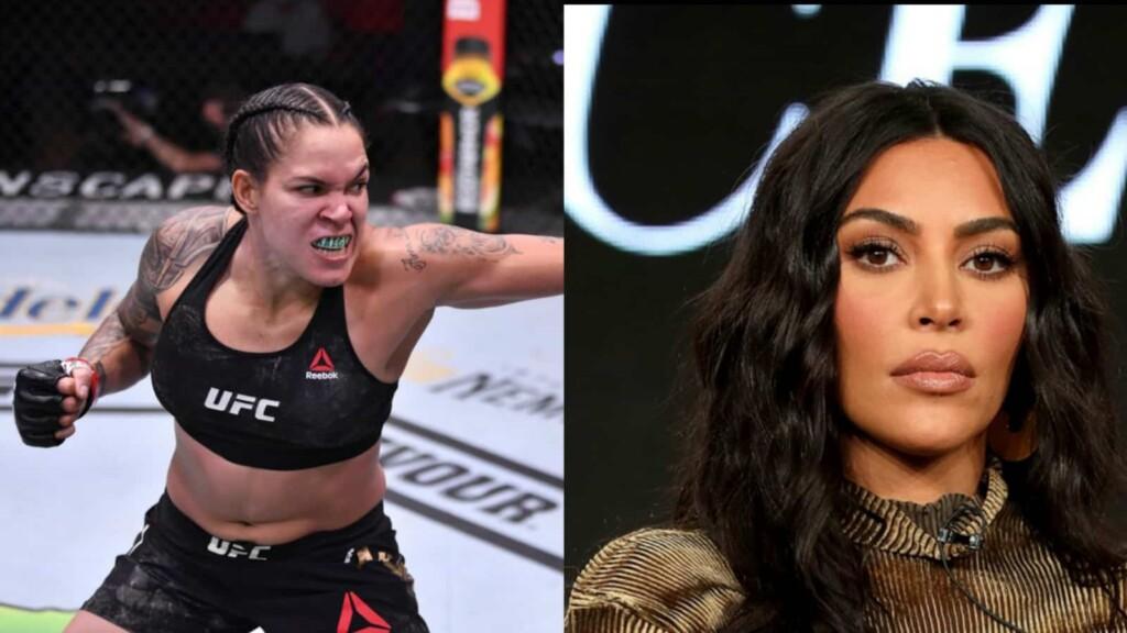 Amanda Nunes vs Kim Kardashian