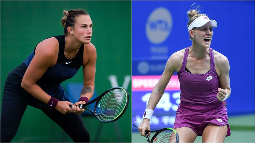 Aryna Sabalenka vs Alison Riske will clash in the 2nd round of the WTA Eastbourne 2021