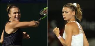 Aryna Sabalenka vs Camila Giorgi will clash in the quarter-finals of the WTA Eastbourne 2021