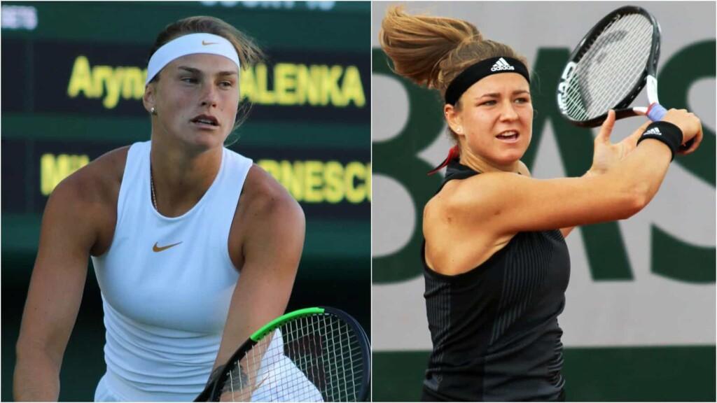 Aryna Sabalenka vs Karolina Muchova