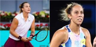 Aryna Sabalenka vs Madison Keys