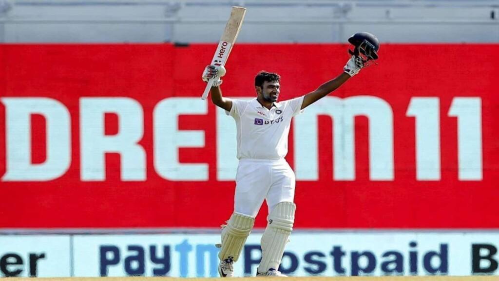 Best WTC innings R Ashwin