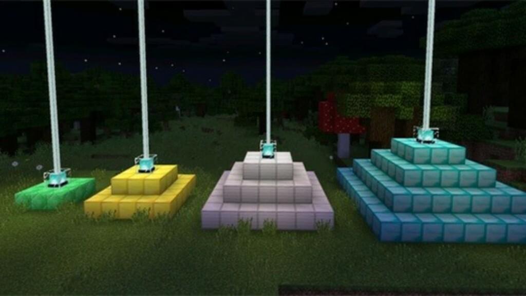 Beacon in Minecraft