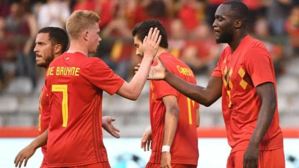 Belgium will heavily rely on the Romelu Lukaku and Kevin De Bruyne duo for the knockout matches