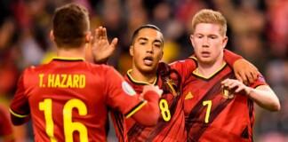 EURO 2020 Belgium Key Players Group B