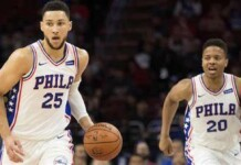 Sixers News Ben Simmons and Markelle Fultz