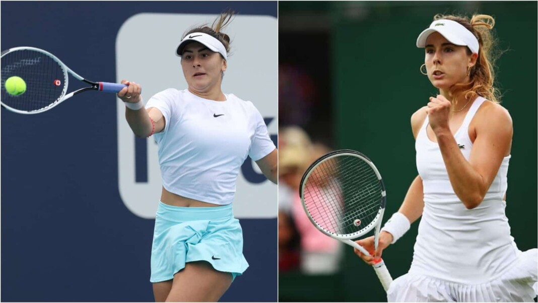 Bianca Andreescu vs Alize Cornet