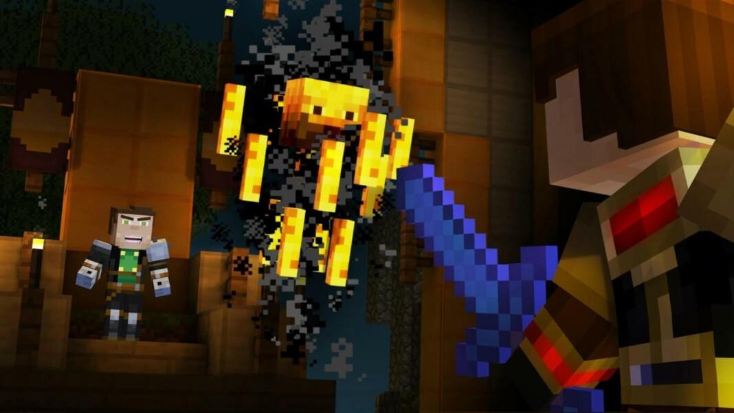 Blaze in Minecraft