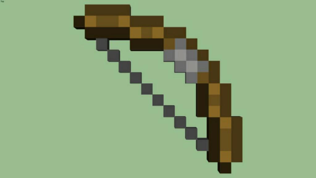 Bow in Minecraft