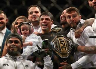 Brandon Moreno at UFC 263