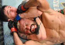 Brandon Moreno UFC 263