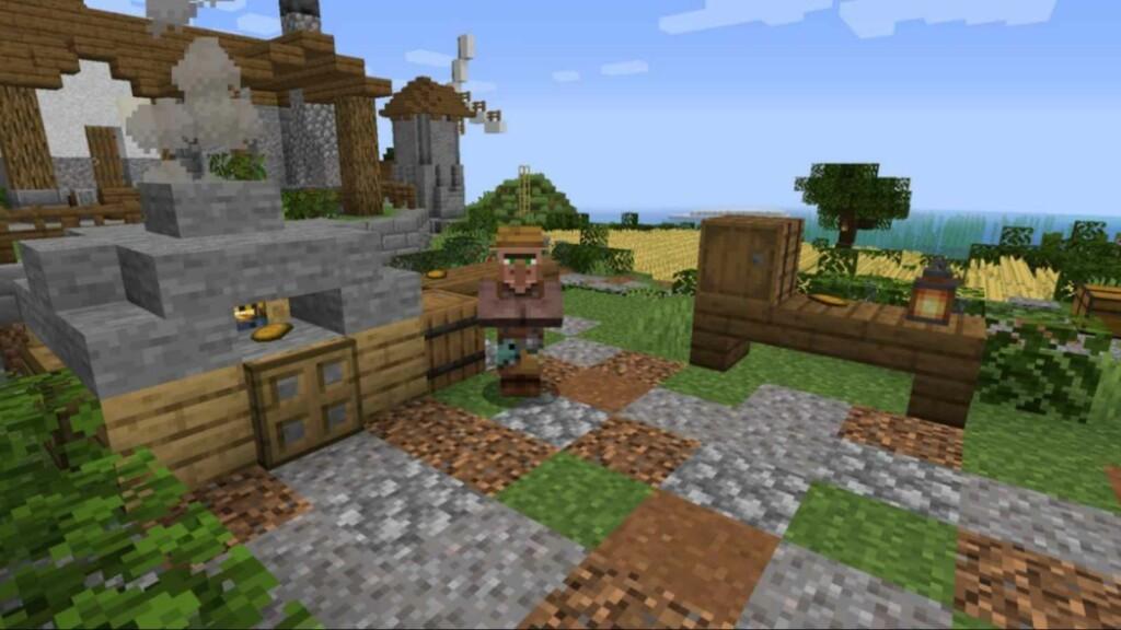 Bread in Minecraft