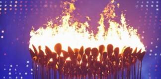 Tokyo Olympics 2020 Cauldron
