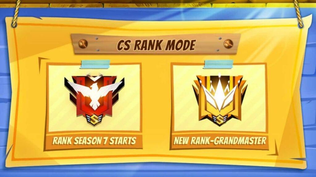CS RANK - FirstSportz