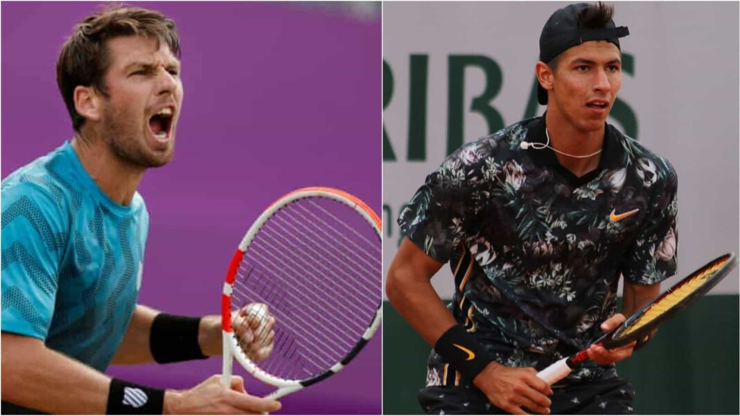 Cameron Norrie vs Alexei Popyrin will clash in the 1st round of the ATP Eastbourne 2021