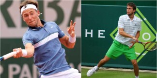 Casper Ruud vs Gilles Simon will clash in the 1st round of the Mallorca Open 2021