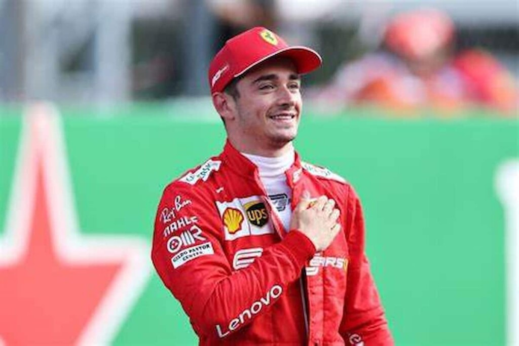 Charles Leclerc Azerbaijan GP 2021 1 - FirstSportz